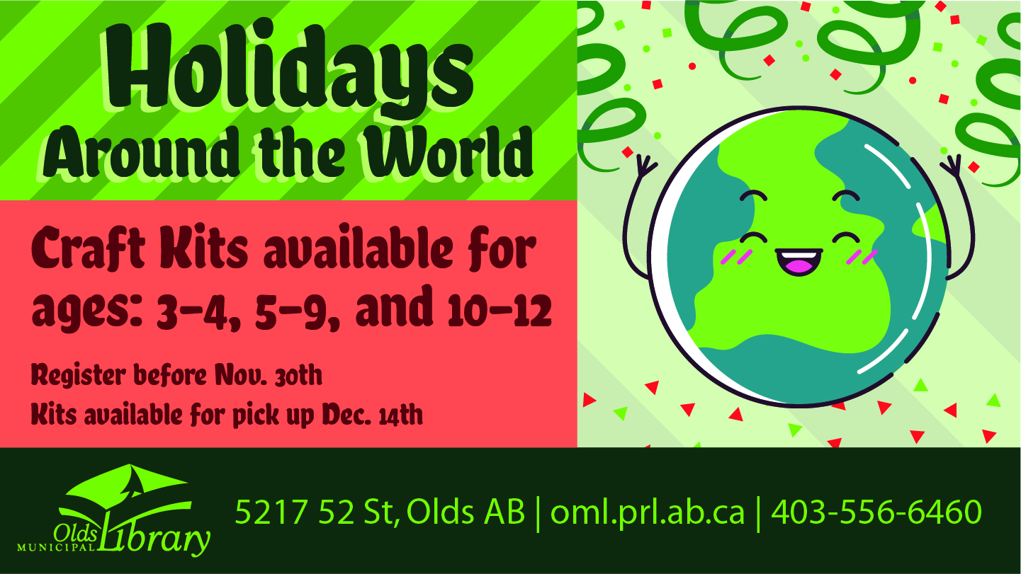 Holidays Around the World Craft Kits